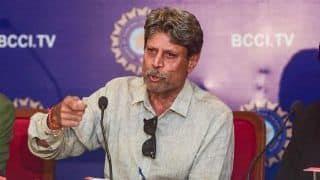 Kapil Dev Tenders Resignation From Three-Member Cricket Advisory Committee