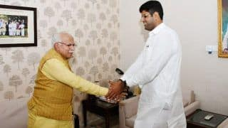 Haryana Government to Set to Expand Its Cabinet Today | Top Development