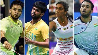 Denmark Open Badminton 2019 Day 1 HIGHLIGHTS: B Sai Praneeth, PV Sindhu Advance to 2nd Round; Parupalli Kashyap Out