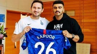 Chelsea Football Club Appoints Arjun Kapoor as The Official Brand Ambassador For India