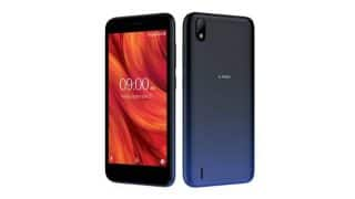 Lava Z41 with Android 9 Pie Go Edition launched in India