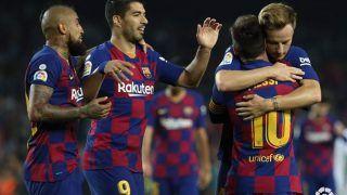 Dream11 Team BAR vs GRD La Liga 2019-20 - Football Prediction Tips For Today's Match Barcelona vs Granada at Camp Nou 1:30 AM IST January 20
