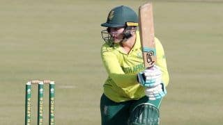 6th T20I: South Africa Register 105-run Win But India Women Clinch Series 3-1