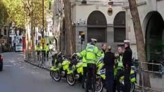 Security Beefed up at Indian High Commission in London as Anti-India Protestors Gather