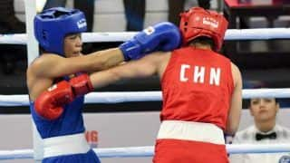 विश्व महिला मुक्केबाजी चैम्पियनशिप : सेमीफाइनल में हारी मैरीकॉम