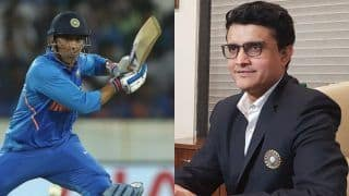 Sourav Ganguly on MS Dhoni, Says Former India Captain Has Conveyed About His Future Plans to Captain, Selectors