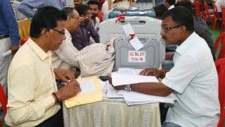 Madhya Pradesh Bypoll: Counting For Jhabua Assembly Seat on October 24