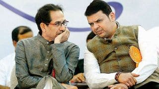 Maharashtra Impasse Continues as Sena Remains Firm on Rotational CM Demand, Claims Support of Over 170 MLAs; BJP Retorts