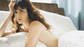 Iranian Sizzler Mandana Karimi Looks Ultra Hot And She Goes Topless For Sultry Photoshoot