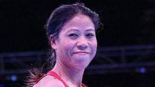 Women's World Boxing Championships: Mary Kom Beats Jutamas Jitpong 5-0 to Enter Quarterfinals of Fly 51kg Category
