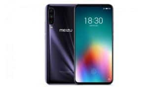 Meizu 16T with Snapdragon 855 SoC, 6.5-inch display launched