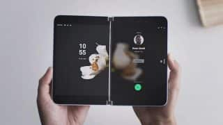 Microsoft Surface Duo: Android-powered foldable smartphone announced