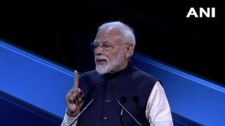 पीएम मोदी का निवेशकों को भारत में निवेश का न्योता, कहा तेल-गैस क्षेत्र में 100 अरब डालर निवेश की योजना