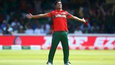 भारत के खिलाफ टी20 सीरीज से बाहर हो सकते हैं बांग्लादेश के मोहम्मजद सैफुद्दीन