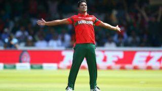 भारत के खिलाफ टी20 सीरीज से बाहर हो सकते हैं बांग्लादेश के मोहम्मद सैफुद्दीन
