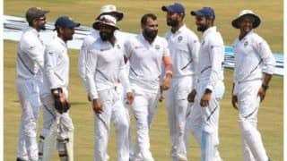 बल्लेबाज के स्टंप पर अटैक करने की रणनीति थी : मोहम्मद शमी
