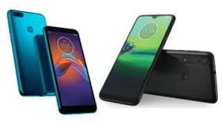 Moto G8 Play and Moto E6 Play unveiled: Check full specifications, price and other details