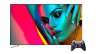 Motorola launches 75-inch 4K Smart Android TV in India with Flipkart partnership