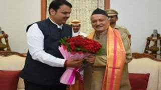 Maharashtra Power Tussle: BJP-Sena Meet Governor Separately; Fadnavis Likely to Stake Claim on October 30