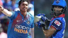 Vijay Hazare Trophy 2019-20 : गुजरात के खिलाफ दिल्ली को शिखर धवन से बड़ी पारी की उम्मीद