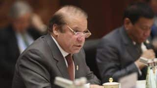 Former Pakistan PM Nawaz Sharif Suffers Angina Attack at Lahore Hospital