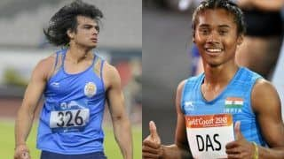 AFI Names Neeraj Chopra, Hima Das In List of National Campers For Period Leading Up To 2020 Tokyo Olympics