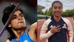 नीरज चोपड़ा, हिमा दास  और दुती चंद टोक्यो ओलंपिक 2020 तक नेशनल कैंप का होंगे हिस्सा