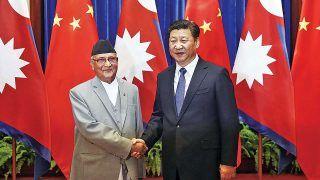 चीनी राष्ट्रपति के सम्मान में नेपाली राष्ट्रपति ने दिया भोज, नाराज हो गए अपने ही देश के लोग