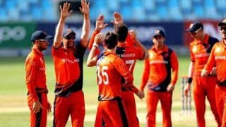 Netherlands, Namibia Secure Berths in Next Year's World T20 in Australia