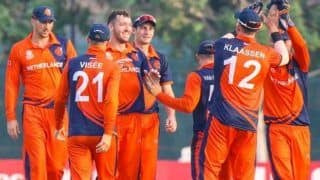 Netherlands vs Bermuda Dream11 Team Prediction: Captain And Vice Captain, Fantasy Tips For Today's Cricket Match 36, ICC Men's T20 World Cup Qualifier Group A NED vs BER at Dubai International Cricket Stadium in Dubai at 3:40 PM IST