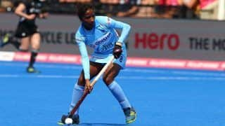 Nikki Pradhan Completes 100 International Caps For India Women Hockey Team