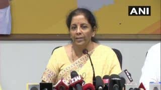 PMC Bank Case: 'Will Take Necessary Action to Curb Frauds,' Says Sitharaman | Top Developments