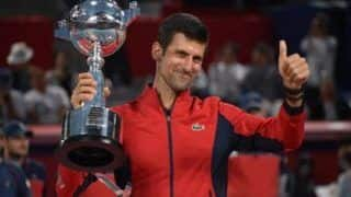 World No. 1 Novak Djokovic Clinches Japan Open Title