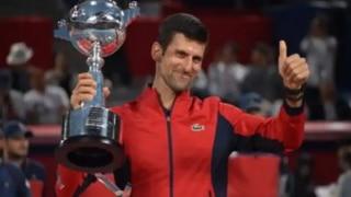 Japan Open 2019 : वर्ल्ड नंबर वन नोवाक जोकोविच की खिताब के साथ वापसी
