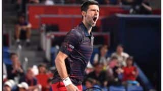 Japan Open 2019: Novak Djokovic Beats David Goffin to Reach Final