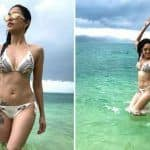 Dream Girl Actor Nushrat Bharucha Looks Hot AF in Sexy Bikini as She Becomes Beach Girl in Thailand