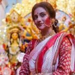 'I'm God's Special Child', Nusrat Jahan Responds to Muslim Clerics, Who Criticised Her For Taking Part in Durga Puja Festivities