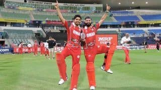 Oman vs Jersey Dream11 Team Prediction ICC Men's T20 World Cup Qualifier 2019: Captain And Vice Captain, Fantasy Tips For Today's Match 40 OMN vs JER at Sheikh Zayed Stadium, Abu Dhabi 3.40 PM IST