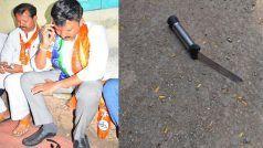 महाराष्ट्र में चुनावी रैली के दौरान शिवसेना सांसद पर चाकू से अटैक, हमलावर हुआ फरार