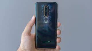 OnePlus 7T Pro McLaren Edition Update rolling out days after the first sale; details