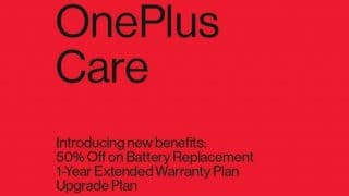 OnePlus Care loyalty program launches in India; Here is everything that you need to know