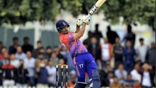 T10 लीग में अबु धाबी के लिए खेलेंगे नेपाल के पूर्व कप्तान पारस खड़का