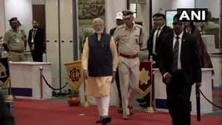 National Unity Day: PM Modi Attends Police Technology Exhibition in Kevadia