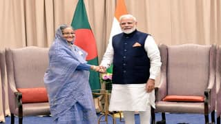 PM Modi Meets Sheikh Hasina, Inaugurates Bilateral Projects Between India & Bangladesh