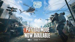 PUBG Mobile का नया Payload Mode खेलने के लिए हुआ उपलब्ध, गेम में हेलीकॉप्टर और नए हथियार जुड़े