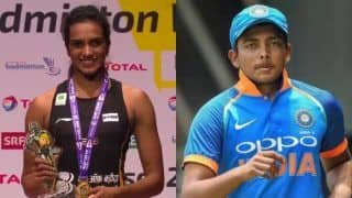 With Work Ethics And Fitness In Focus, Prithvi Shaw Set To Work With Badminton Ace PV Sindhu: Report