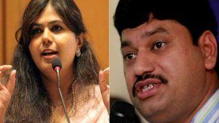 धनंजय मुंडे के भाषण में 'छेड़छाड़' करने के मामले में अज्ञात लोगों के खिलाफ दर्ज हुआ मामला