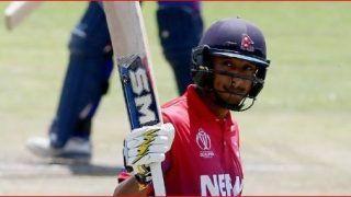 पारस खड़का ने नेपाल क्रिकेट टीम की कप्तानी छोड़ी