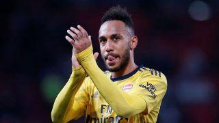 Premier League: Pierre-Emerick Aubameyang equaliser helps Arsenal Hold Manchester United 1-1