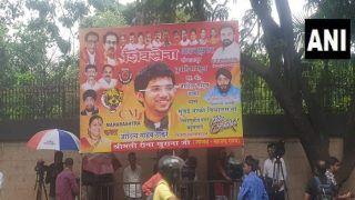 BMC Removes Hoardings Outside Matoshree Calling 'CM Maharashtra Only Aditya Thackeray'